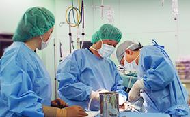 消化器医療を専門とした病院